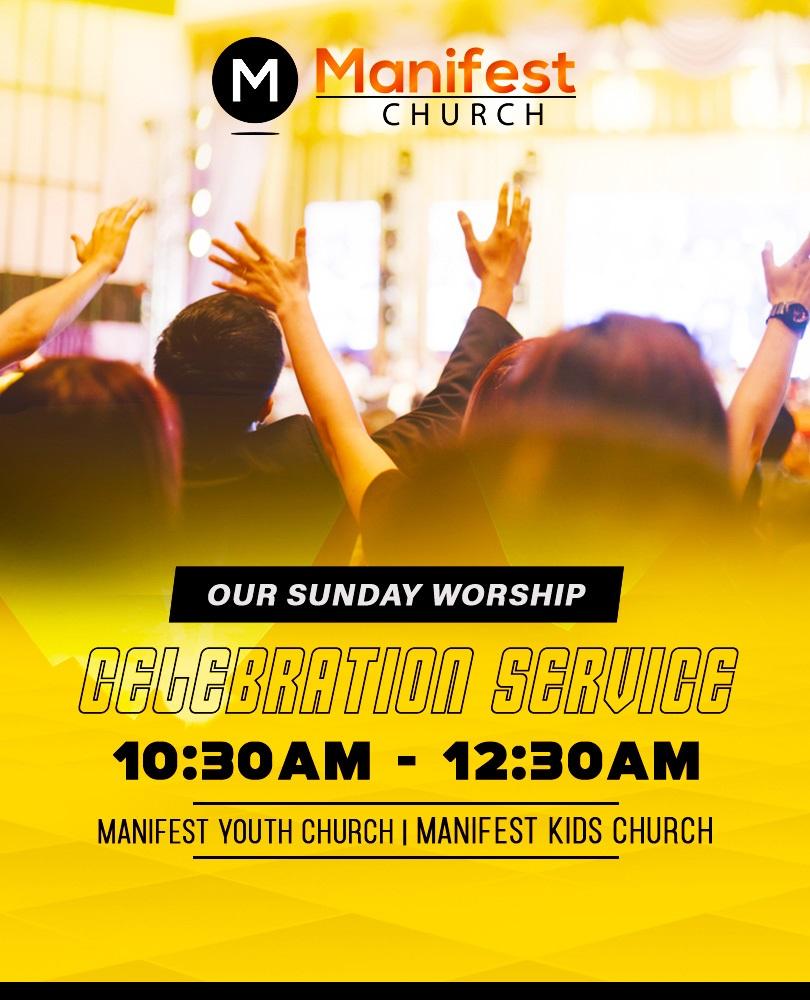 Manifest Sunday Service